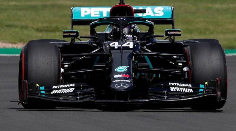 Hamilton logra la pole a domicilio en el GP de Gran Bretaña