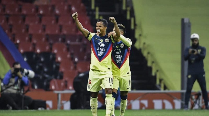 Club América vs Chivas: Las palabras de Giovani dos Santos tras su golazo en el Clásico