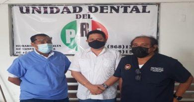 Ofrece el PRI consulta dental gratis