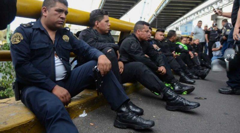 Más de 8 mil elementos de la PF, a cuidar puertas y oficinas públicas; dejarán de ser parte de la Guardia Nacional