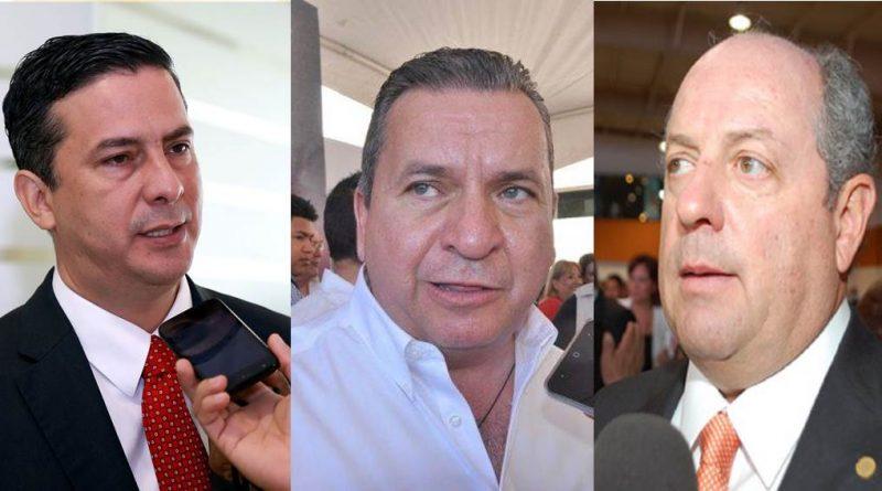 Enrique, Edgar y Ramiro, los viables en el PRI