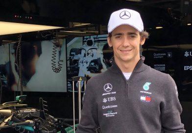 Hoy es Martes, 02 de Marzo del 2021  Mexicano Esteban Gutiérrez deja escudería de Mercedes