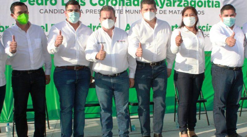 El PRI está más unido que nunca, vamos por la victoria: Yanin García.