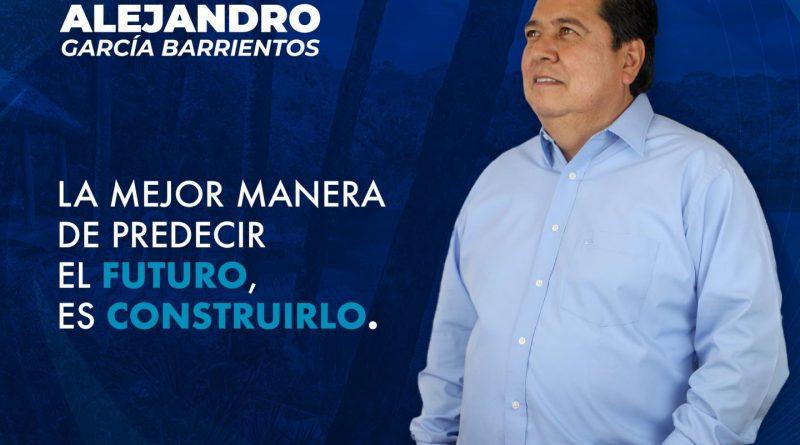 Que Aldama crezca y se modernice, reto y propósito del doctor Alejandro García…!