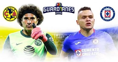 América vs. Cruz Azul: 'Cabecita' Rodríguez convirtió penal en el 1-1 para 'La Máquina' | VIDEO