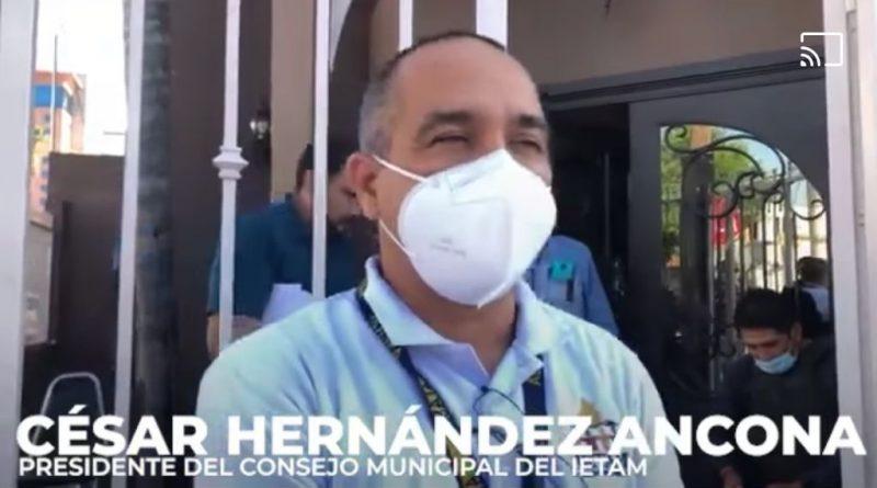 Fraude electoral en Nuevo Laredo…!
