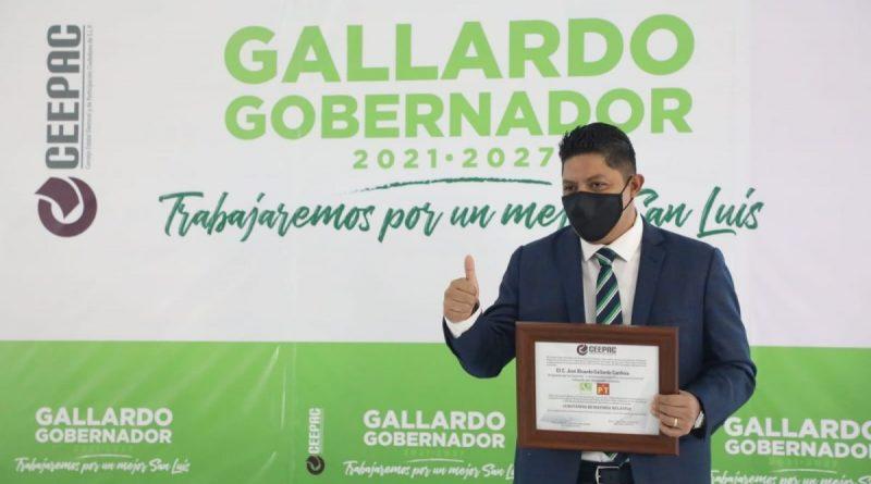 [VIDEO] Convoca Gallardo a gran reconciliación en SLP