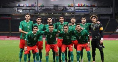 México 3-0 Sudáfrica