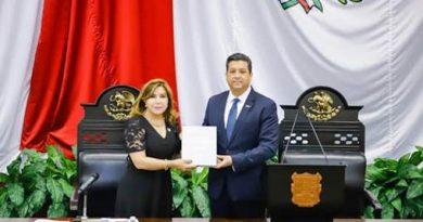 """""""Reclamo de justicia presupuestal, es un derecho que nos asiste: Roxana Gómez"""