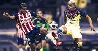 No faltaron emociones: América empató 0-0 con Chivas por el 'Clásico Nacional' de la Liga MX